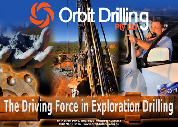 Orbit Drilling, Australia