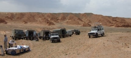 Overland Experts