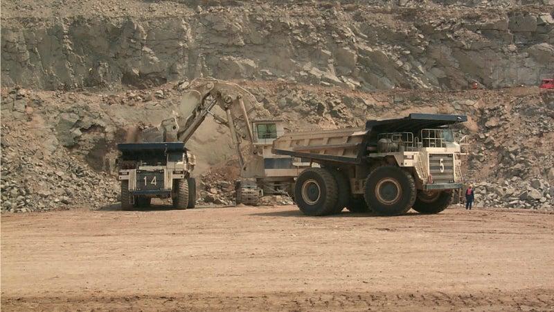 ProFound Mining Trucks