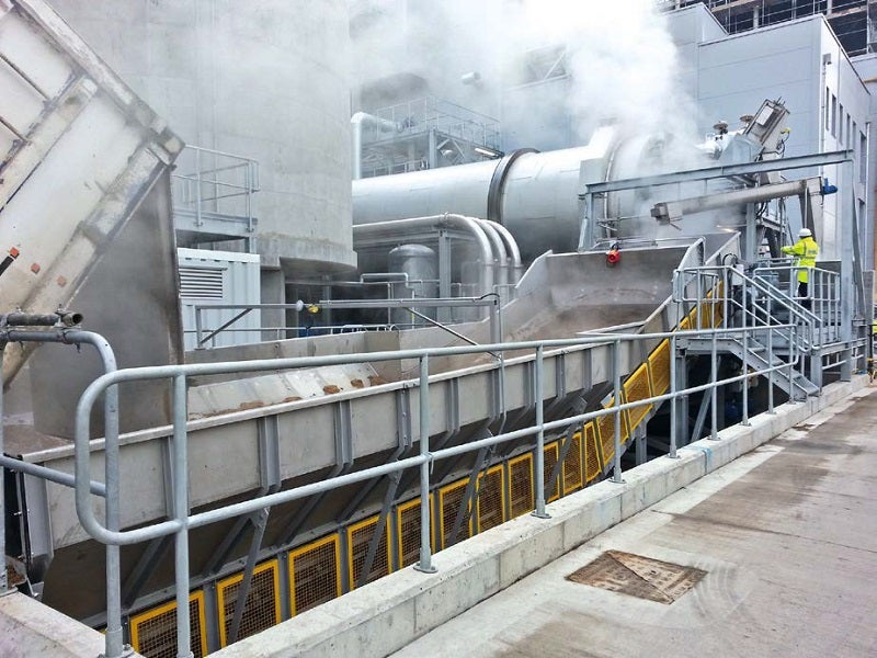 SAMSON to provide a Material Feeder for a biomass boiler plant.