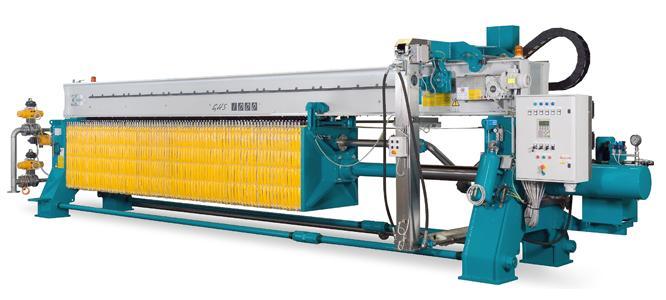 Filter Press GHS
