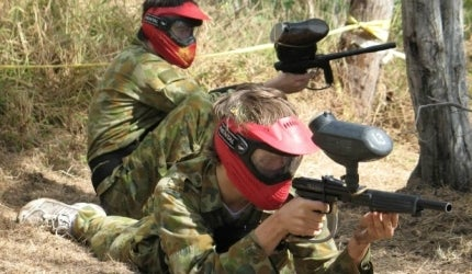 Top Gun Paintball