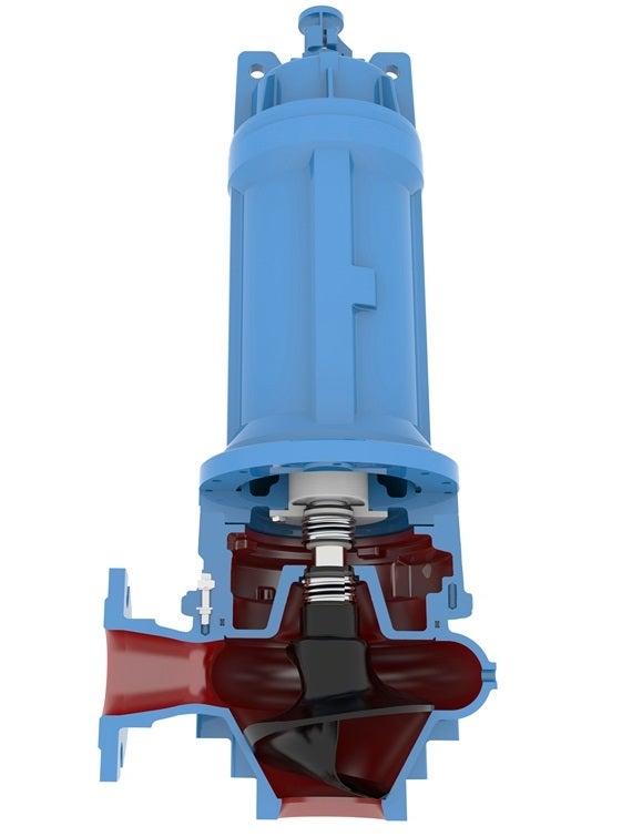 cutaway pump