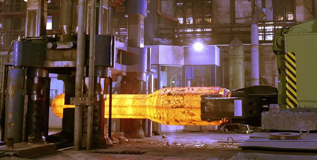 water hydraulic press