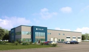 Polar Calgary facility