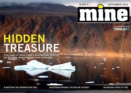 MINE   Issue 3   September 2012