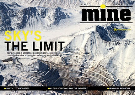 MINE digital magazine: Issue 5