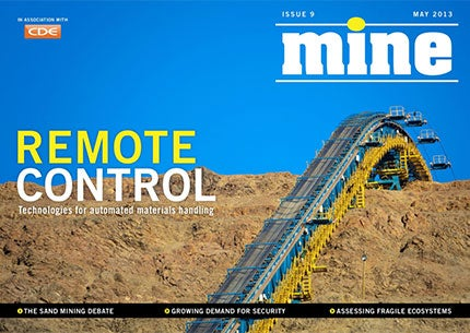 MINE   Issue 9   May 2013