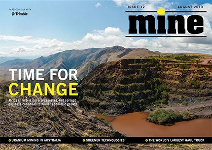 MINE digital magazine: Issue 12