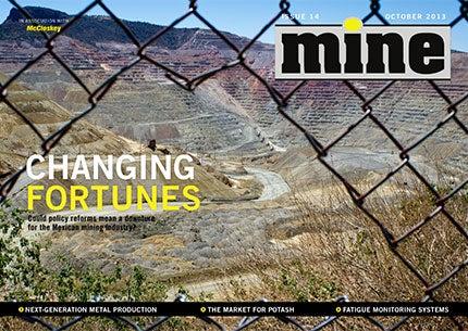 MINE digital magazine: Issue 14