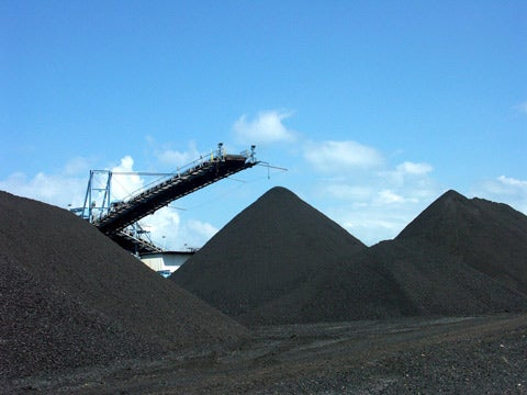 Coal, Queensland