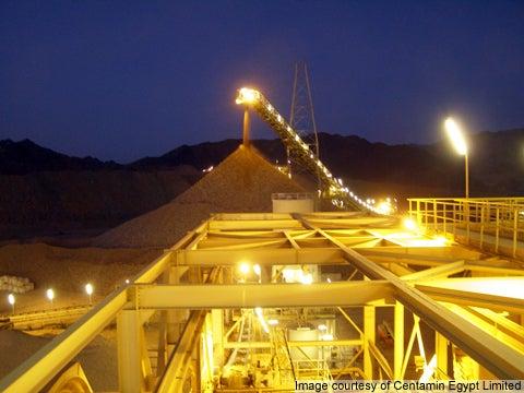 Sukari gold mine