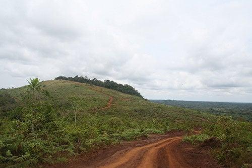 Zanaga iron ore project