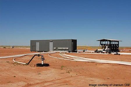 Uranium mining, Australia