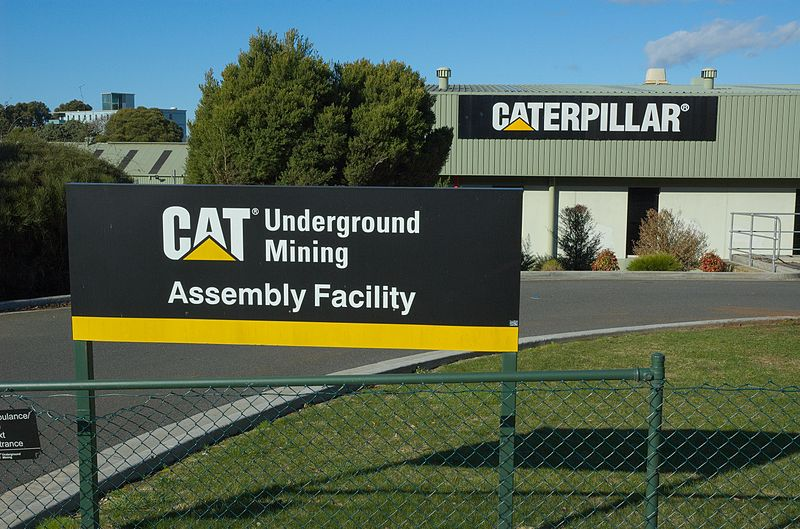 Caterpillar Mining