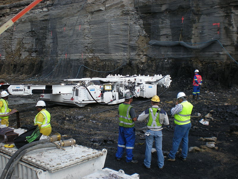 Coal miners at the Anglo-American owned Kleinkopje mine in South Africa have proceeded on an illegal strike.