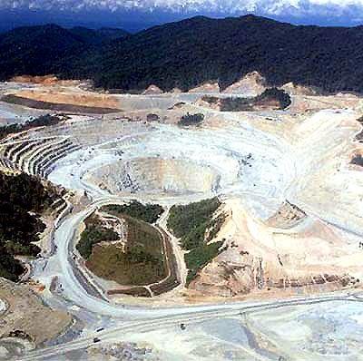 Copper/Gold, Indonesia