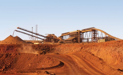 Fortescue Metals Group - Chichester Hub