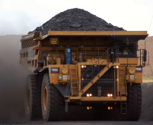 Coal mining in Queensland