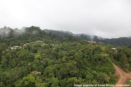 Copper project, Panama