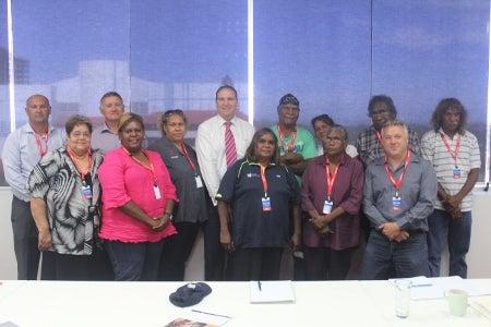 Pilbara aboriginal contractors