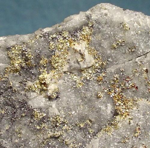 Gold-in-soil exploration
