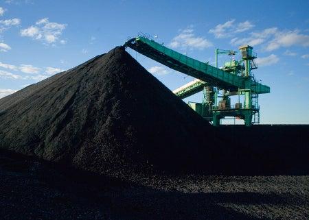 Coal mining in Australia
