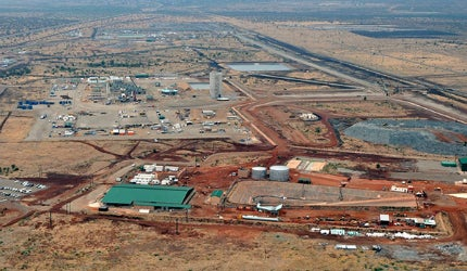 Platinum Group Metals (PTM) Western Bushveld Joint Venture