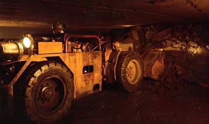 Samancor Chrome Mines